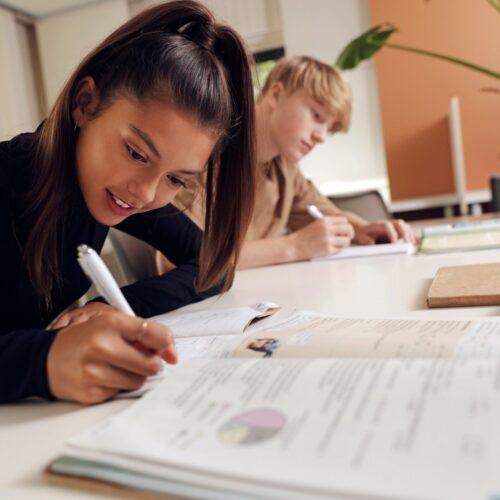 hulp bij huiswerk